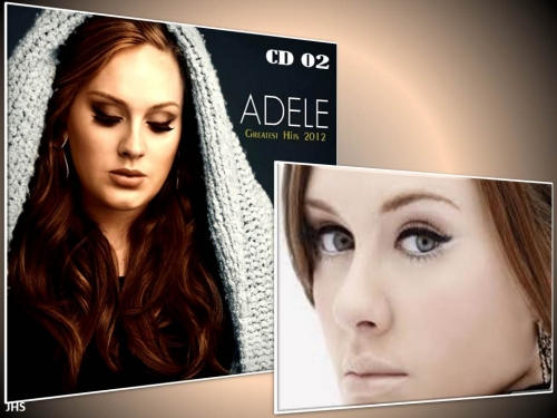Adele Gratest Hits 2º CD - 02 05 2013