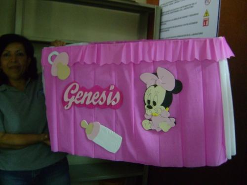 Cajas de regalos para baby shower - Imagui