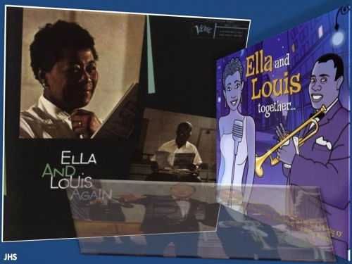 Ella Fitzgerald & Louis Armstrong (2) - 06 05 2013