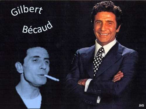 Gilbert Bécaud (1) - 06 05 2013