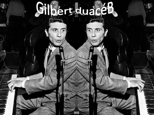Gilbert Bécaud (2) - 06 05 2013
