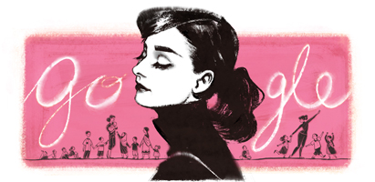 Homenaje de google por el día de la madre