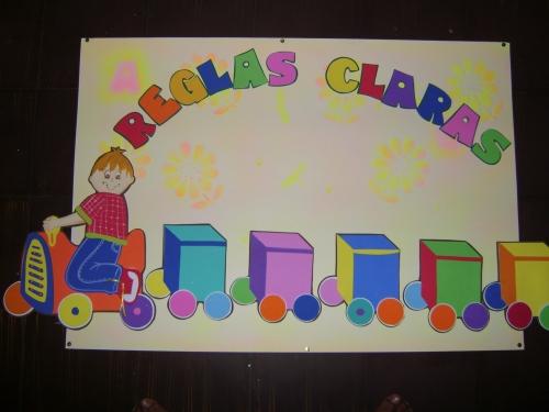 Decoración para salones de preescolar - Imagui