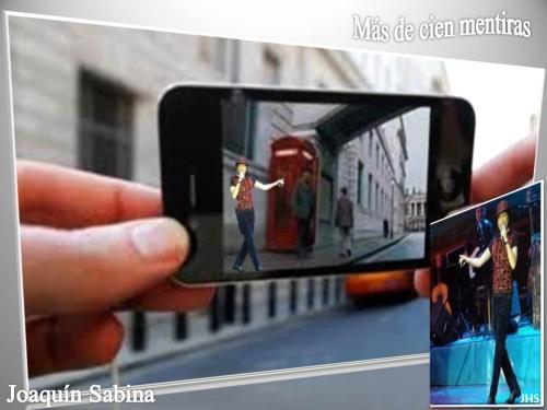 Joaquín Sabina - Más de cien mentiras (3) - 06 05 2013