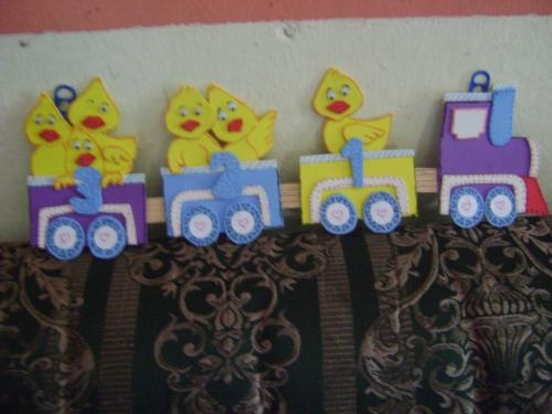 Tren de foami - Imagui