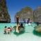 Grupo de Turismo en Tailandia